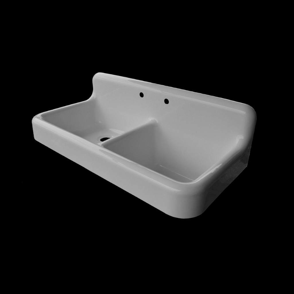 Model DBA  NBI Drainboard Sinks - Kitchen sink models