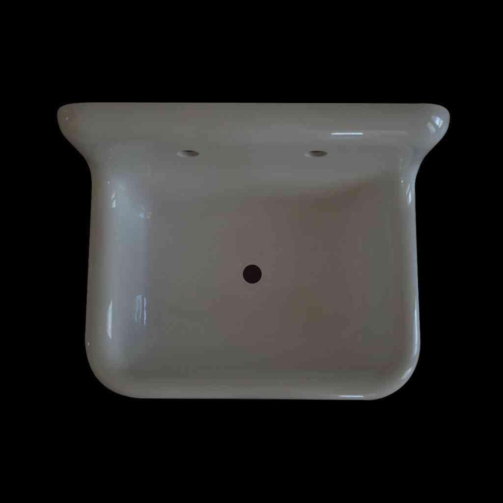Single Basin High Back Bath Sink Model Sb2418 Nbi